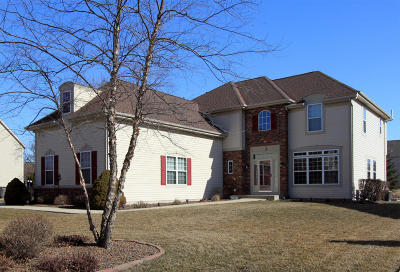 Muskego Single Family Home Active Contingent With Offer: S98w13378 Chick Evans Ct