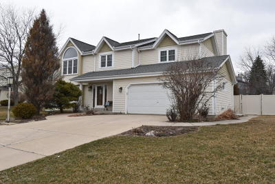 Muskego Single Family Home Active Contingent With Offer: S80w17290 Haven Dr