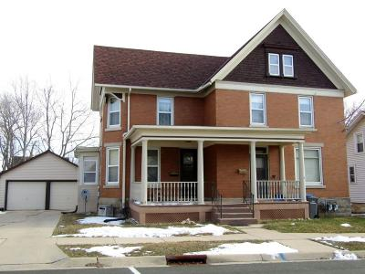 Jefferson County Two Family Home Active Contingent With Offer: 914 Jones St
