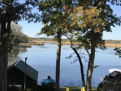 Mukwonago Single Family Home Active Contingent With Offer: S107w34888 S Shore Dr