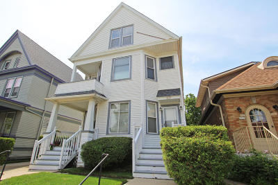 Milwaukee Multi Family Home For Sale: 2539 S Howell Ave #2541