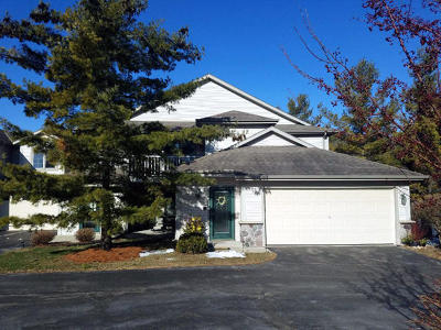 Delafield Condo/Townhouse Active Contingent With Offer: 2264 Circle Ridge #D