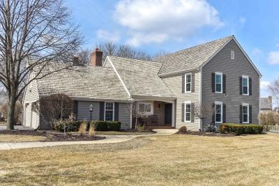 Racine County Single Family Home Active Contingent With Offer: 3646 Fenceline Rd