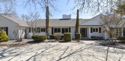 Racine Single Family Home For Sale: 111 Shore Acres Dr