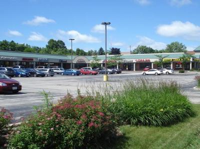 Milwaukee Commercial For Sale: 6801-6917 W Brown Deer
