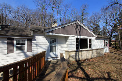 Muskego Single Family Home Active Contingent With Offer: W194s7449 Racine Ave
