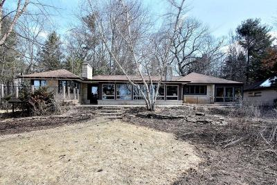 Waukesha County Single Family Home Active Contingent With Offer: 1127 N Genesee Woods Dr