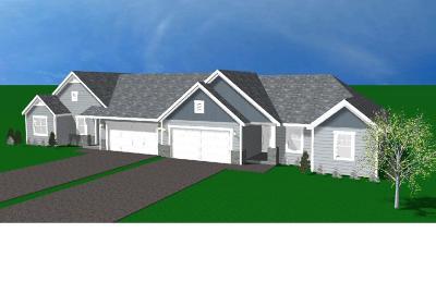 Menomonee Falls Condo/Townhouse For Sale: Lt0 Stone Dr #C