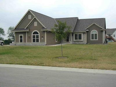 Germantown Single Family Home For Sale: W101n16620 Santa Fe Ct