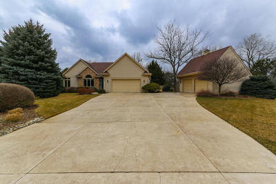 Racine County Single Family Home Active Contingent With Offer: 1212 Linden Ln