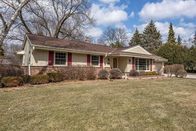 Brookfield Single Family Home Active Contingent With Offer: 17450 Azure Ln