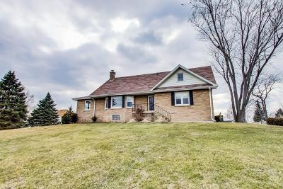 Kenosha County Single Family Home Active Contingent With Offer: 10736 256th Ave