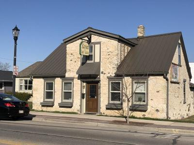 Grafton Commercial For Sale: 1507 Wisconsin