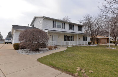 Racine County Two Family Home For Sale: 1446 S Emmertsen Rd #1448