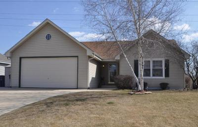 Oak Creek Single Family Home Active Contingent With Offer: 8620 S Maize Dr