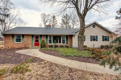 Milwaukee County Single Family Home For Sale: 8341 N Regent Rd