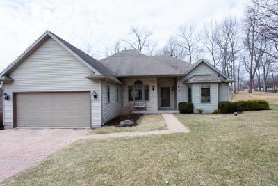 Kenosha County Single Family Home Active Contingent With Offer: 2011 Matthew Ave