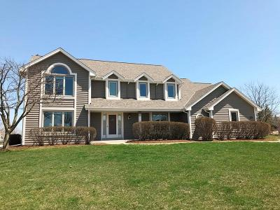 Pewaukee Single Family Home Active Contingent With Offer: 1153 Riverway Ct
