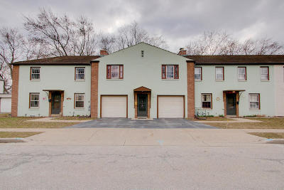 Greendale Multi Family Home Active Contingent With Offer: 5607-5611 Badger Ct