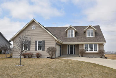 Saukville Single Family Home Active Contingent With Offer: 319 S Maple Ln