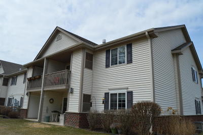 Pewaukee Condo/Townhouse Active Contingent With Offer: 636 Pewaukee Rd #E