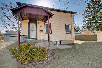 Washington County Single Family Home Active Contingent With Offer: 1125 N 12th Ave