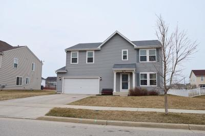 Kenosha Single Family Home Active Contingent With Offer: 6119 114th Ave