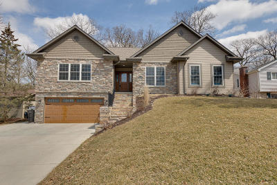 Muskego Single Family Home For Sale: S69w17494 Redman Dr