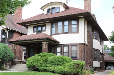 Milwaukee Two Family Home For Sale: 3412 N Downer #3414