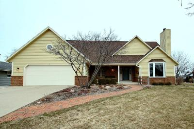 South Milwaukee Single Family Home Active Contingent With Offer: 3501 Willow Ln