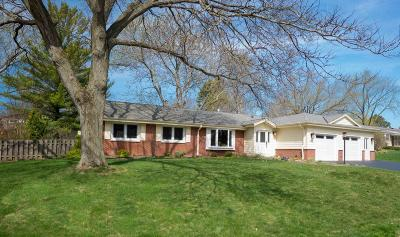 Glendale Single Family Home Active Contingent With Offer: 6627 N Bethmaur Ln
