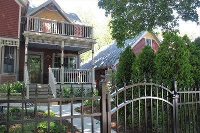 Cedarburg Single Family Home Active Contingent With Offer: W65n704 Saint John Ave