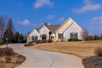 Washington County Single Family Home Active Contingent With Offer: 449 Harvest Moon Ct