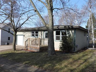 Jefferson County Single Family Home Active Contingent With Offer: 611 Nelson St