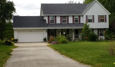 Franklin Single Family Home For Sale: 12126 W Woods Rd