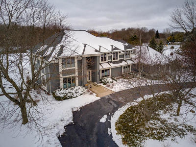 Milwaukee County Single Family Home For Sale: 8615 N Dean Cir