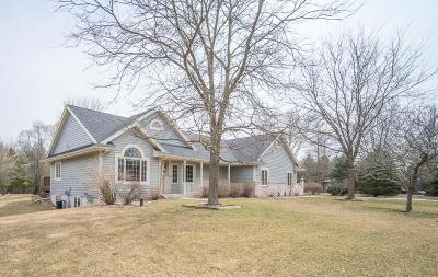 Jefferson County Single Family Home Active Contingent With Offer: W121 Ruders Cir