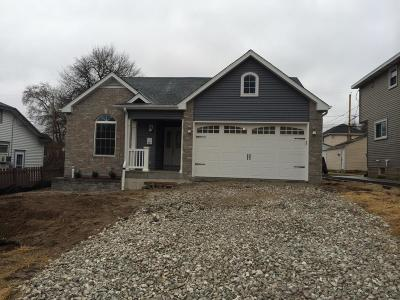 Greenfield Single Family Home For Sale: 3629 S 33rd St