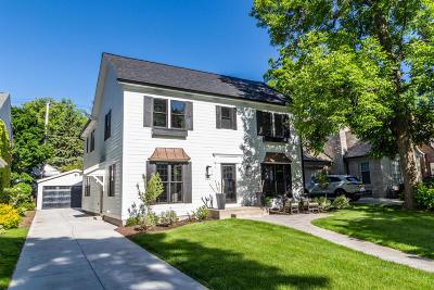 Whitefish Bay Single Family Home For Sale: 4619 N Cramer St