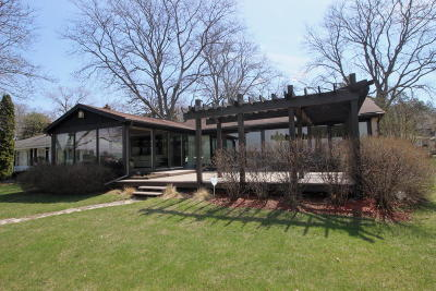 Kenosha County Single Family Home For Sale: 8968 Lake Park Dr