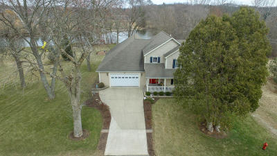 Waterford Single Family Home Active Contingent With Offer: 137 Riverview Dr