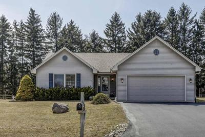 Racine County Single Family Home Active Contingent With Offer: 3115 Heartland Ln