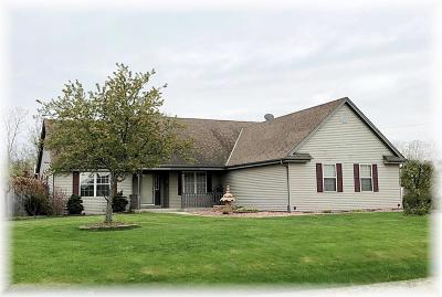 Racine Single Family Home Active Contingent With Offer: 3225 Heartland Ln