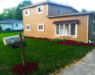 Oak Creek Single Family Home For Sale: 7479 S Pennsylvania Ave