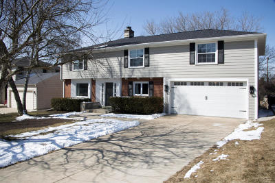 Milwaukee County Single Family Home For Sale: 6167 N Lake Dr