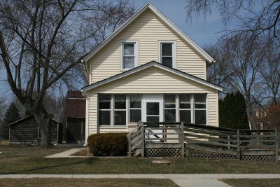 Ozaukee County Single Family Home Active Contingent With Offer: 7404 Western Ave