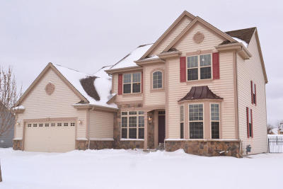 Waukesha Single Family Home Active Contingent With Offer: 3209 Howell Ct