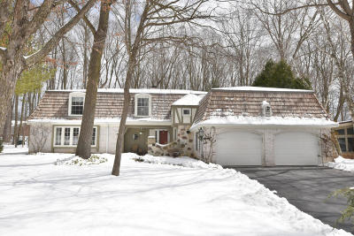 Mequon Single Family Home Active Contingent With Offer: 3605 W Normandy Ct