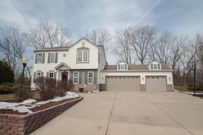 Waukesha County Single Family Home For Sale: 1101 Mallard Ct