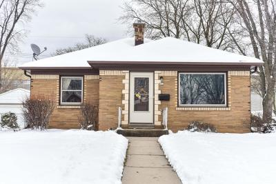 West Allis Single Family Home For Sale: 832 S 101st St